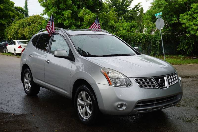 2010 NISSAN ROGUE SL 4DR CROSSOVER silver  call 866-378-7964 for sales  this 2010 nissan ro