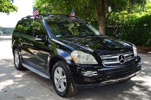 2008 Mercedes-Benz GL-Class for sale at SUPER DEAL MOTORS in Hollywood FL