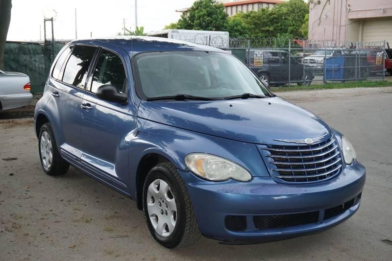 2007 CHRYSLER PT CRUISER BASE 4DR WAGON blue  call 866-378-7964 for sales  this 2007 chrysl
