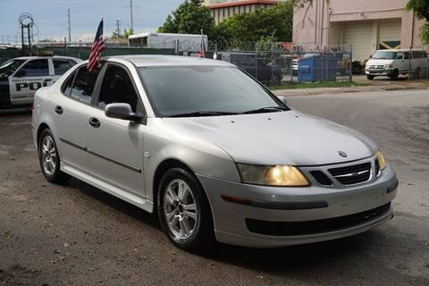 2006 Saab 9-3 for sale at SUPER DEAL MOTORS in Hollywood FL