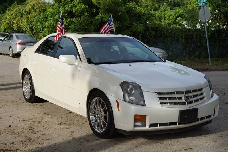 2007 CADILLAC CTS BASE 4DR SEDAN 36L V6 cream  call 866-378-7964 for sales  this 2007 ca