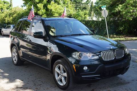 2009 BMW X5 for sale at SUPER DEAL MOTORS in Hollywood FL