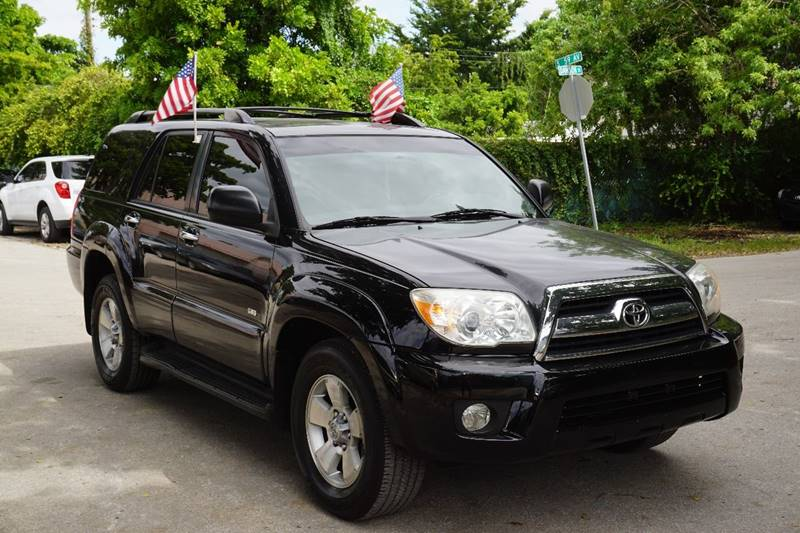 2008 TOYOTA 4RUNNER SR5 4X2 4DR SUV 40L V6 black  call 888-218-8442 - 888-218-8442 for sale