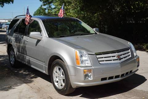 2007 Cadillac SRX for sale in Hollywood, FL