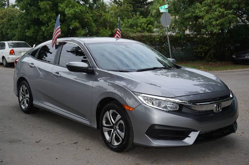 2016 HONDA CIVIC LX 4DR SEDAN CVT silver  call 866-378-7964 for sales  this 2016 honda civi