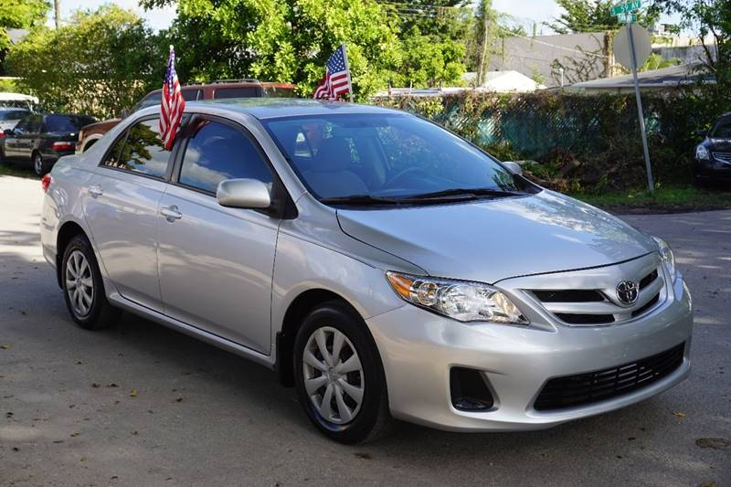 2011 TOYOTA COROLLA LE 4DR SEDAN 4A silver  call 866-378-7964 for sales  this 2011 toyota c