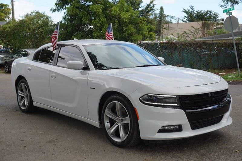 2016 DODGE CHARGER RT 4DR SEDAN white  call 866-378-7964 for sales  this 2016 dodge charge