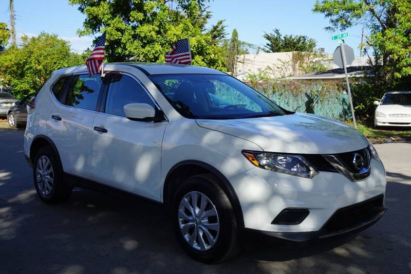 2016 NISSAN ROGUE S 4DR CROSSOVER white  call 866-378-7964 for sales  this 2016 nissan rogu