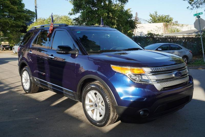 2011 FORD EXPLORER XLT 4DR SUV blue  call 866-378-7964 for sales  this 2011 ford explorer x