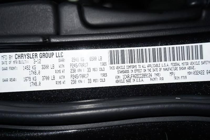 2012 Jeep Grand Cherokee 4x4 Laredo 4dr SUV - Hollywood FL