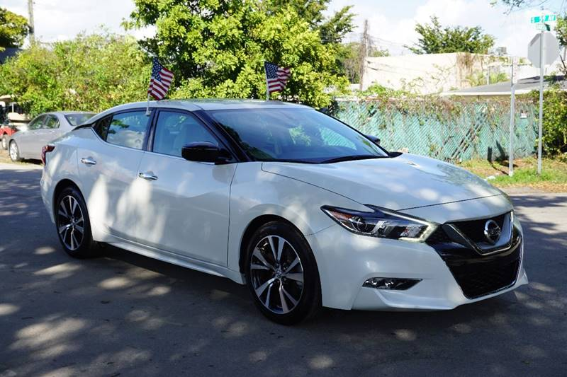 2016 NISSAN MAXIMA 35 S 4DR SEDAN white  call 866-378-7964 for sales  this 2016 nissan max