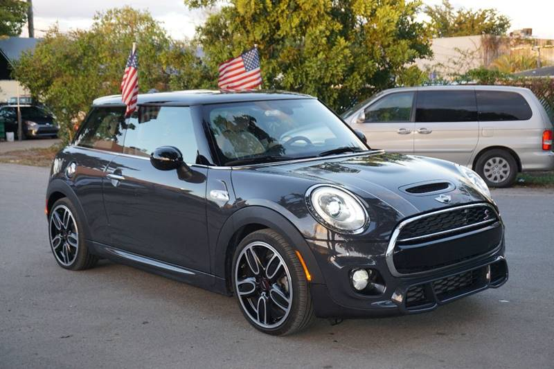 2015 MINI HARDTOP COOPER S 2DR HATCHBACK gray  call 866-378-7964 for sales  this 2015 mini