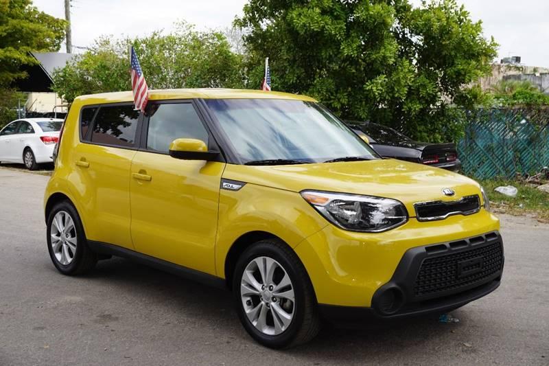 2015 KIA SOUL  4DR WAGON yellow  call 866-378-7964 for sales  this 2015 kia soul  4dr wag