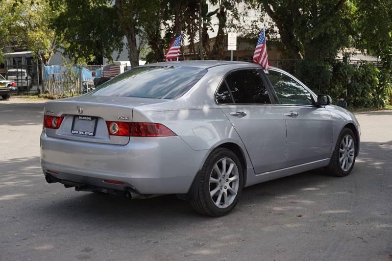 2004 Acura TSX 4dr Sedan - Hollywood FL