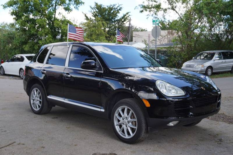 2004 PORSCHE CAYENNE S AWD 4DR SUV black  call 866-378-7964 for sales  this 2004 porsche ca