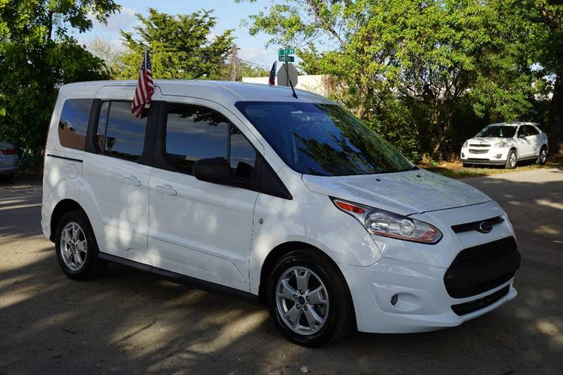 2014 FORD TRANSIT CONNECT WAGON XLT 4DR SWB MINI VAN WREAR LIFT white  call 866-378-7964 for s