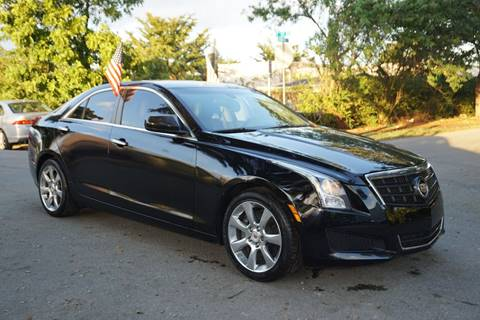 2013 Cadillac ATS for sale in Hollywood, FL