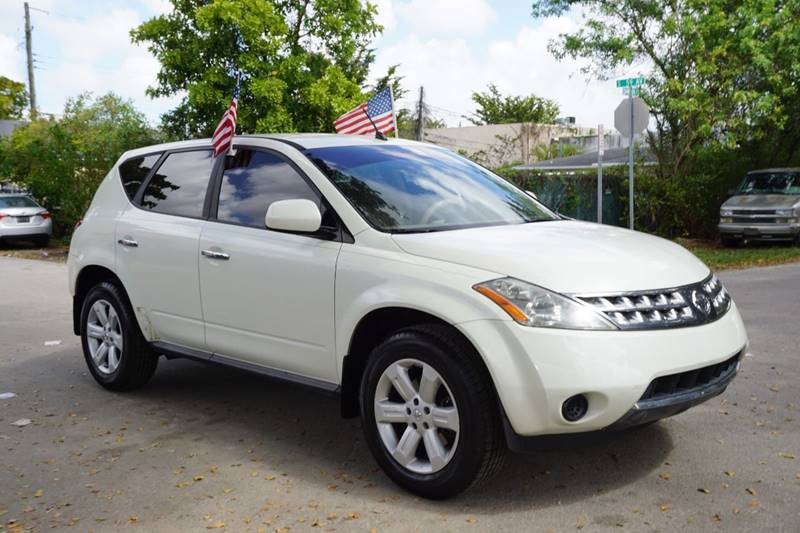 2006 NISSAN MURANO S 4DR SUV white  call 888-218-8442 - 888-218-8442 for sales  this 2006 n