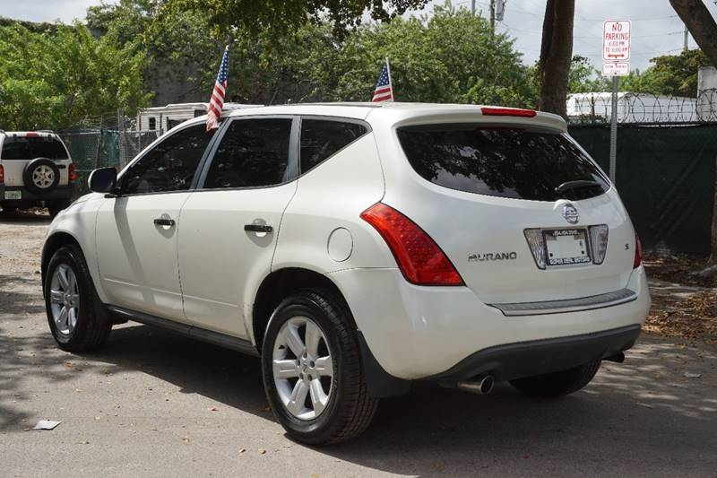 2006 Nissan Murano S 4dr SUV - Hollywood FL
