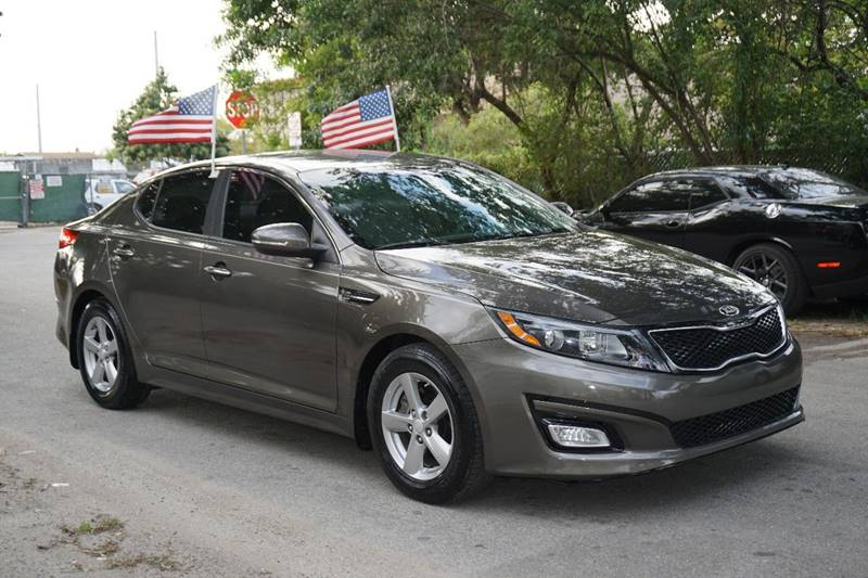 2014 KIA OPTIMA LX 4DR SEDAN brown  call 866-378-7964 for sales  this 2014 kia optima lx 4d