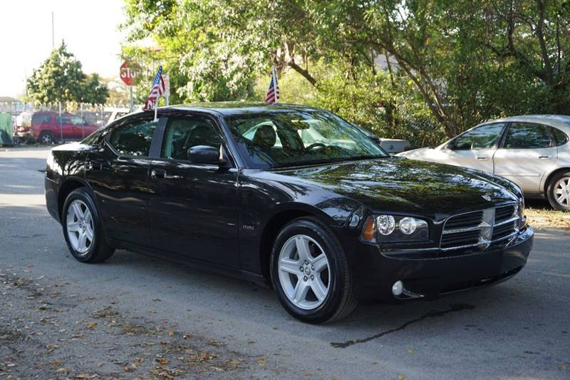 2010 DODGE CHARGER RT 4DR SEDAN black  call 866-378-7964 for sales  this 2010 dodge charge
