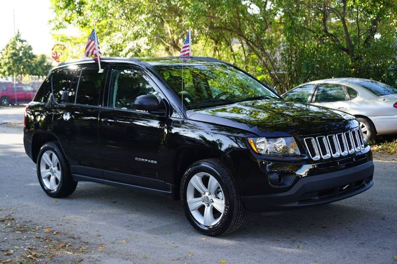 2017 JEEP COMPASS SPORT 4DR SUV black  call 866-378-7964 for sales  this 2017 jeep compass