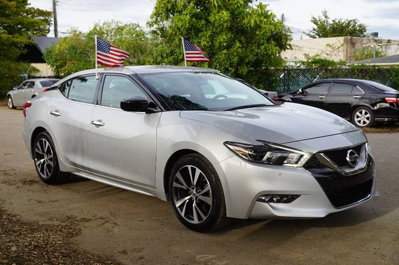 2016 NISSAN MAXIMA 35 S 4DR SEDAN silver  call 866-378-7964 for sales  this 2016 nissan ma