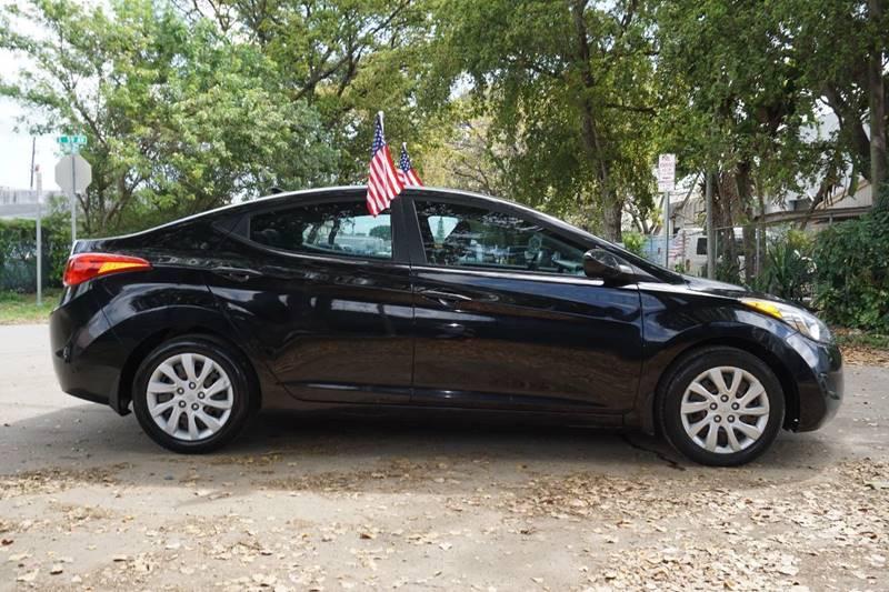 2012 Hyundai Elantra GLS 4dr Sedan - Hollywood FL
