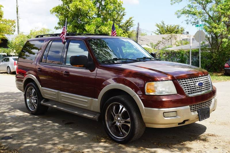 2006 FORD EXPEDITION EDDIE BAUER 4DR SUV brown  call 888-218-8442 - 888-218-8442 for sales