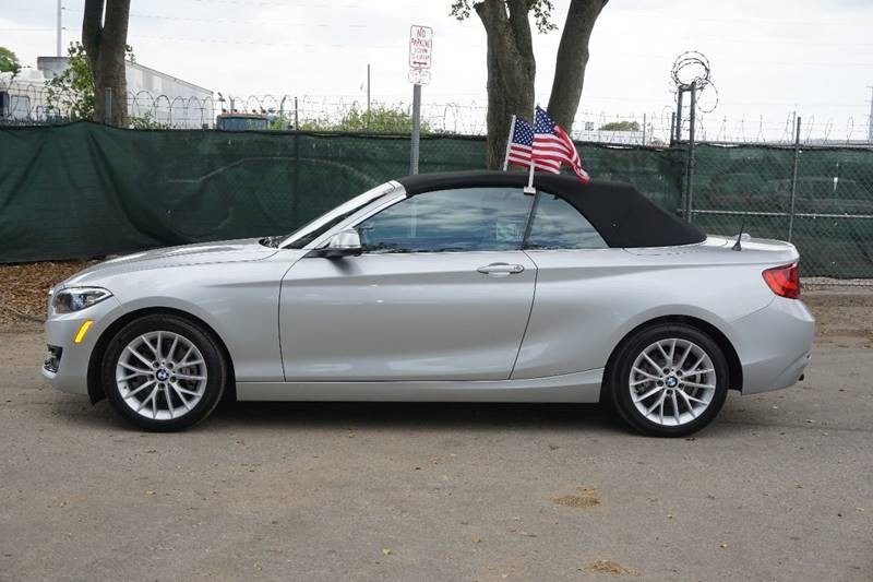 2016 BMW 2 Series 228i 2dr Convertible SULEV - Hollywood FL