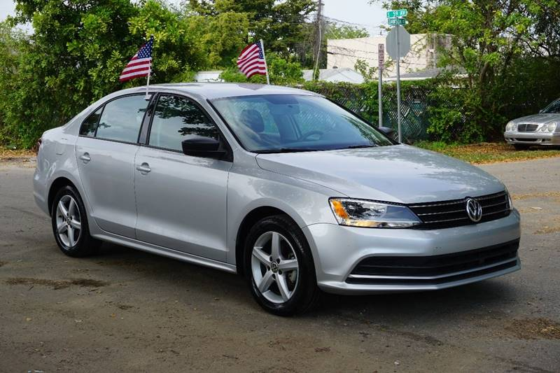 2016 VOLKSWAGEN JETTA 14T S 4DR SEDAN 6A WTECHNOLOGY silver  call 866-378-7964 for sales