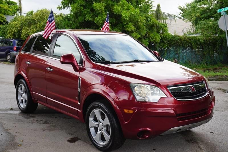 2008 SATURN VUE RED LINE 4DR SUV red  call 866-378-7964 for sales  this 2008 saturn vue red