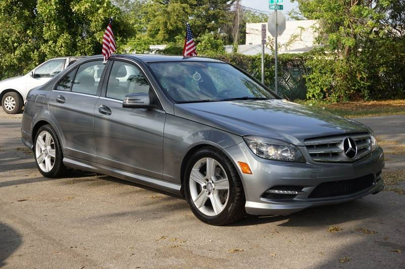 2011 MERCEDES-BENZ C-CLASS C 300 SPORT 4DR SEDAN gray  call 866-378-7964 for sales  this 20