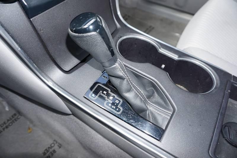 2015 Toyota Camry LE 4dr Sedan - Hollywood FL