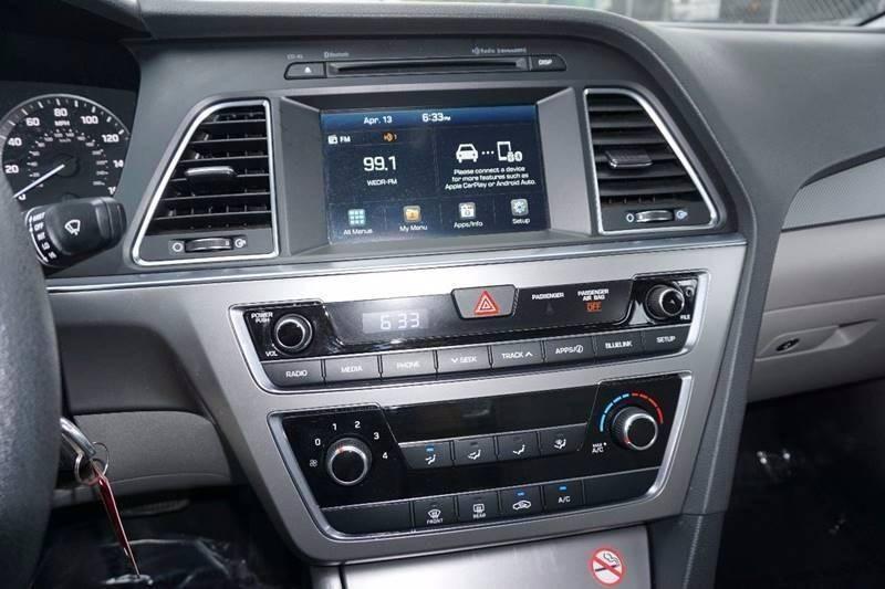 2016 Hyundai Sonata SE 4dr Sedan PZEV - Hollywood FL