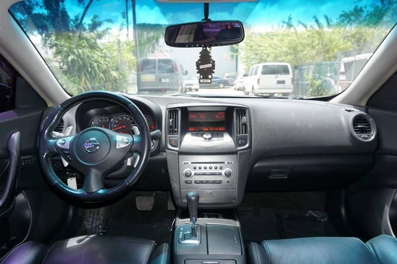2011 Nissan Maxima 3.5 SV 4dr Sedan - Hollywood FL