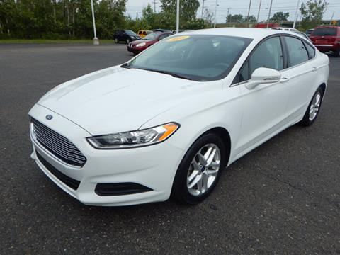 2016 Ford Fusion for sale in Lakewood, NY