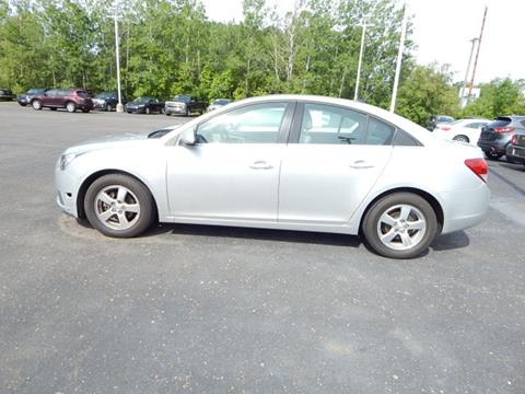 2014 Chevrolet Cruze for sale in Lakewood, NY