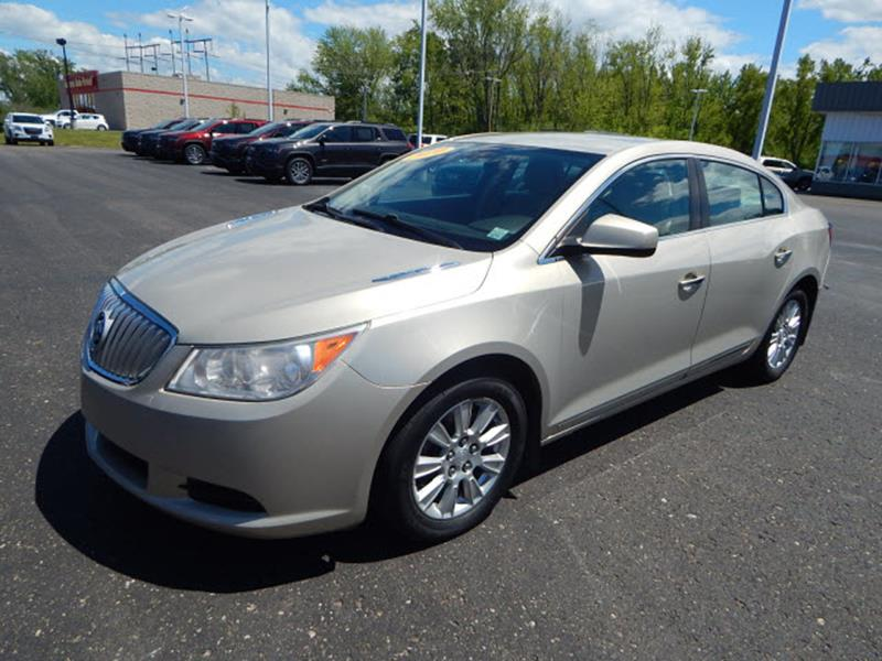 2010 Buick Lacrosse For Sale >> 2010 Buick Lacrosse Cx In Lakewood Ny Larry Spacc Lakewood Resale