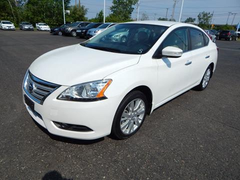 2015 Nissan Sentra for sale in Lakewood, NY