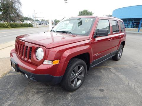 2015 Jeep Patriot for sale in Lakewood, NY