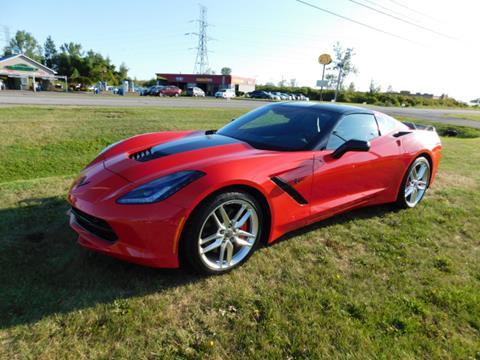 2016 Chevrolet Corvette for sale in Lakewood, NY