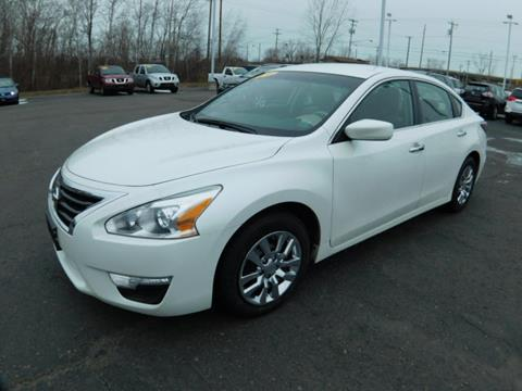 2014 Nissan Altima for sale in Lakewood, NY