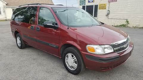 2003 Chevrolet Venture for sale in North Tonawanda, NY
