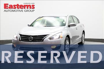 2013 Nissan Altima for sale in Hyattsville, MD