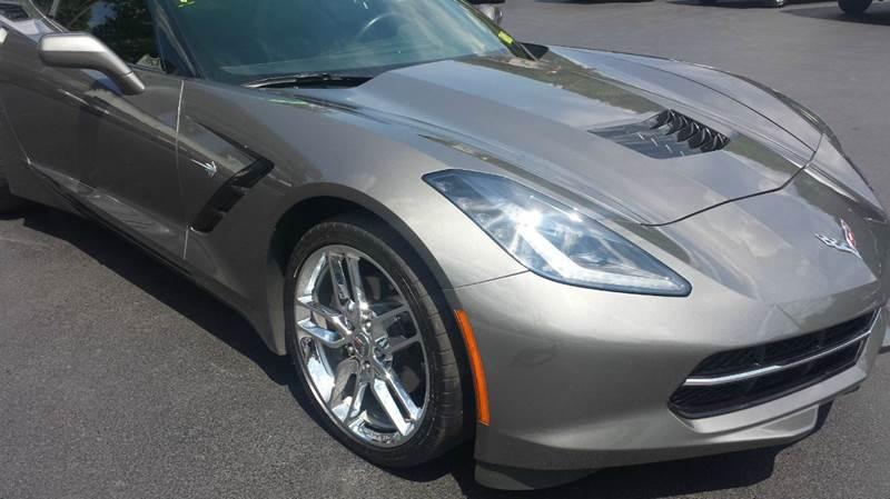2015 Chevrolet Corvette for sale at Route 28 Auto Sales in Ridgeley WV