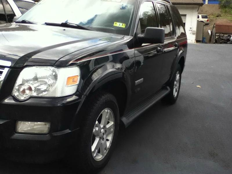 2008 Ford Explorer for sale at Route 28 Auto Sales in Ridgeley WV