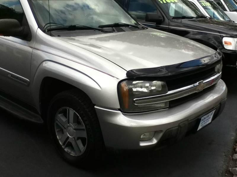 2004 Chevrolet TrailBlazer LT 4WD 4dr SUV - Ridgeley WV
