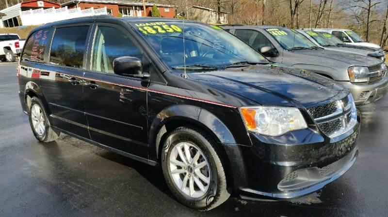 2013 Dodge Grand Caravan for sale at Route 28 Auto Sales in Ridgeley WV