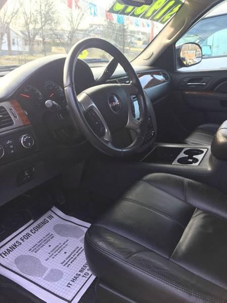 2010 GMC Sierra 1500 4x4 SLT 4dr Crew Cab 5.8 ft. SB - Ridgeley WV
